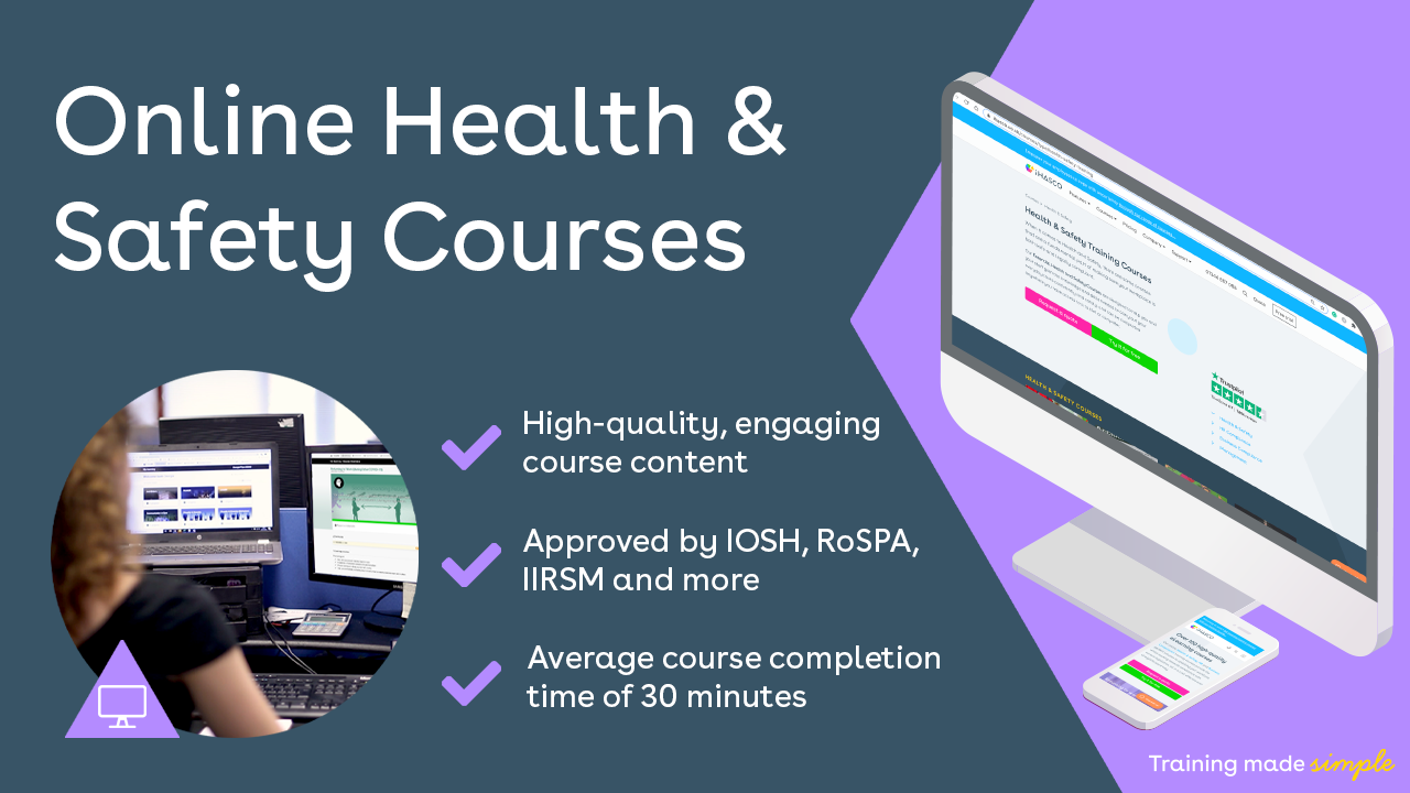 Online Health & Safety Training courses