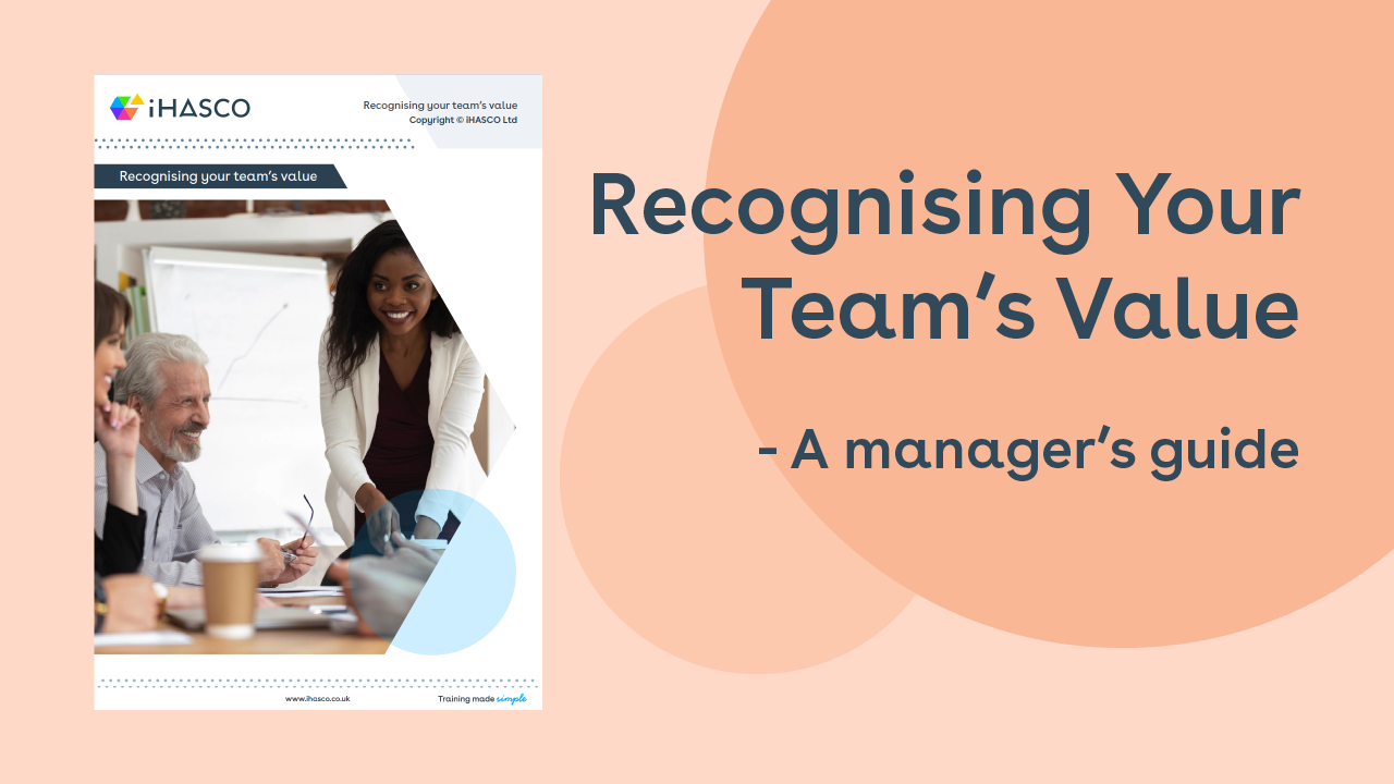 Recognising Your Teams Value White Paper