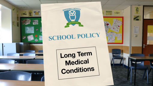Image representing a school policy, in this section we look at your responsibilities as a school