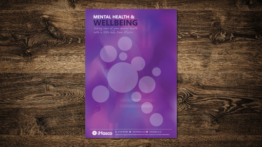 We point you in the right direction for external help when it comes to mental health