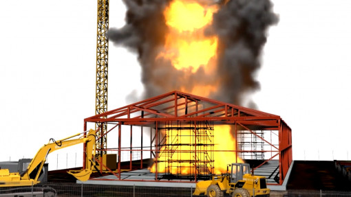Fire Awareness in Construction. Chapter 1: The Nature of Fire Preview Image
