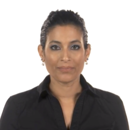Nadira Tudor, a presenter of COSHH Training