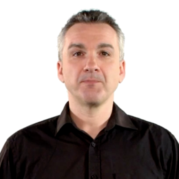 Portrait of Keith Wickham