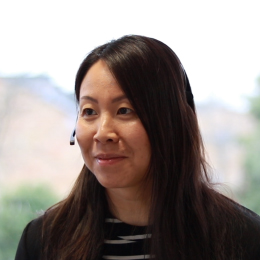 Portrait of Mai Duong